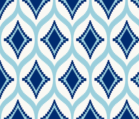 Aztec Diamond Ocean