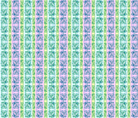 paisley stripes light fabric by krs_expressions on Spoonflower - custom fabric