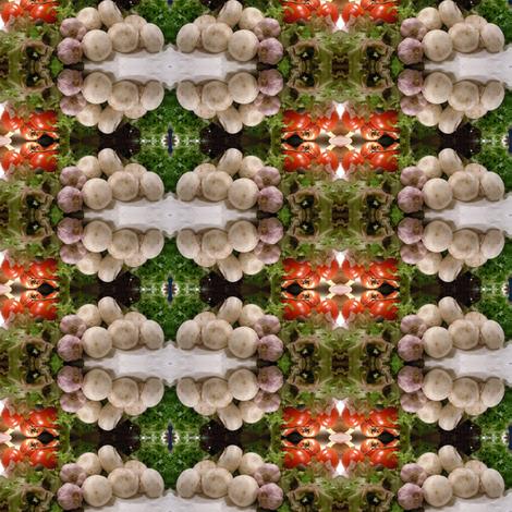 Fresh Produce fabric by ravynscache on Spoonflower - custom fabric