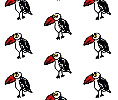 Toucan If You Can
