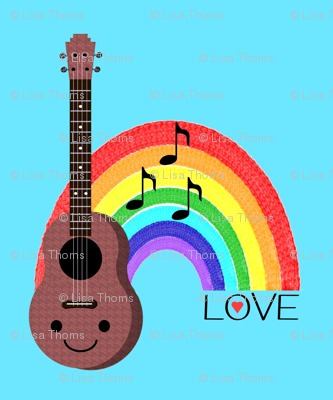 Ukulele Love and Happiness