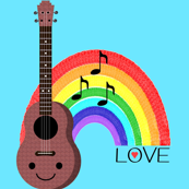 Ukulele Love and Happiness
