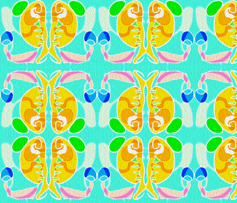 """Sealegs"" fabric by elizabethvitale on Spoonflower - custom fabric"