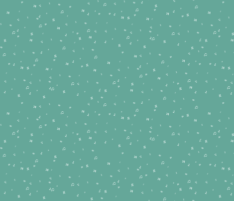 The joy of maths fabric by emfaulkner on Spoonflower - custom fabric