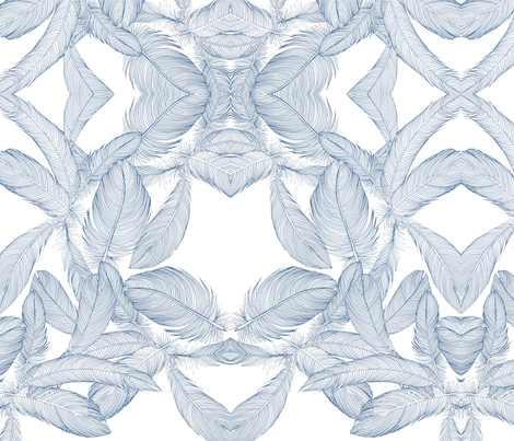 Flight fabric by catsims on Spoonflower - custom fabric