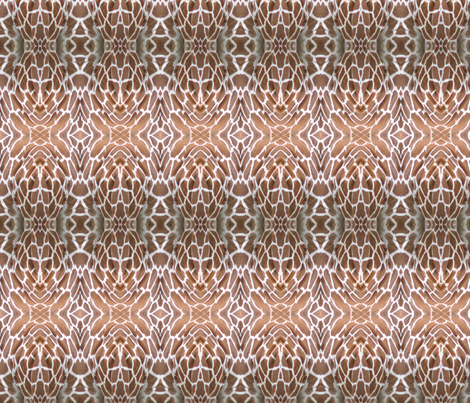 Giraffe Pelt fabric by ravynscache on Spoonflower - custom fabric