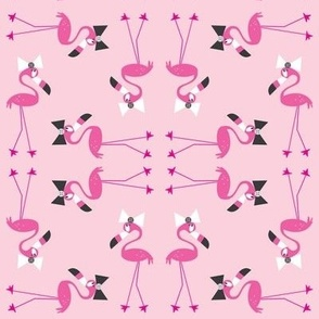 Flo Tile in Pink