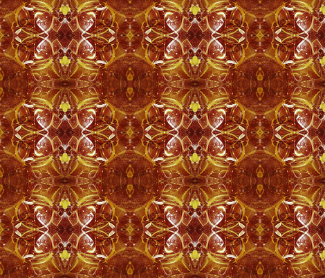 Ice Coffee 3 fabric by sarahdesigns on Spoonflower - custom fabric