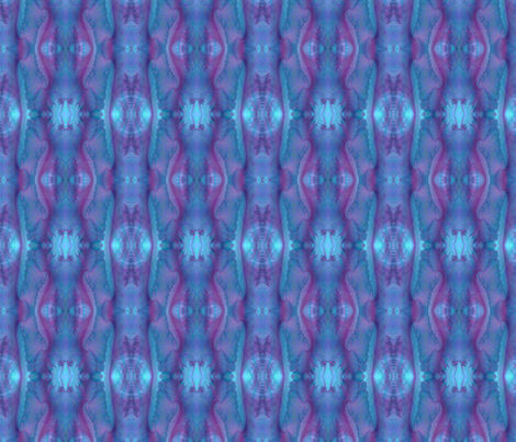 blue-purple fabric by krs_expressions on Spoonflower - custom fabric