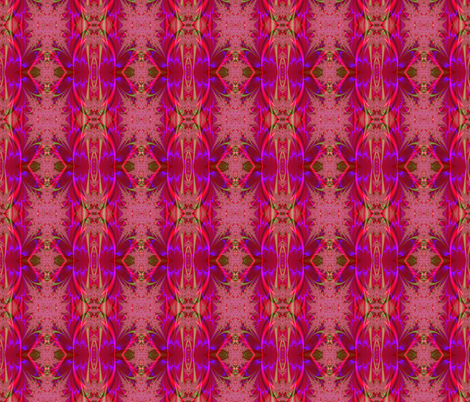red - mauve fabric by krs_expressions on Spoonflower - custom fabric