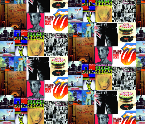 Rolling Stones albums