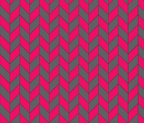 Gray-pink_herringbone