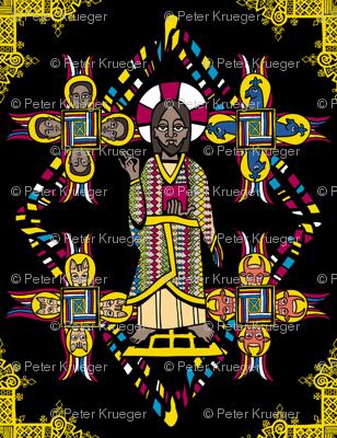 Ethiopian Christ