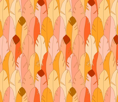 Feather_pattern_drawn_orange_shop_preview