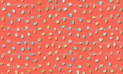 sketch_texture_dots_coral-4x