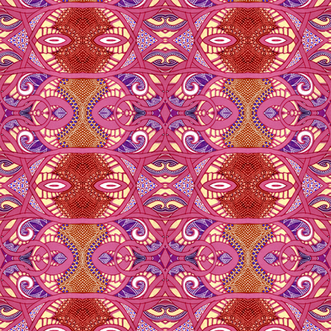 Hyde and Seek fabric by edsel2084 on Spoonflower - custom fabric