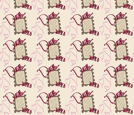 Rlove_letter_spoonflower