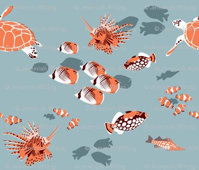 Retro Reef