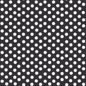 Pretty Nighttime Polka Dots