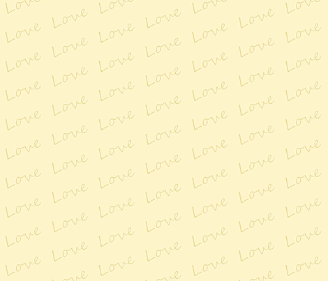an_faded_love_letters fabric by adrianne_nicole on Spoonflower - custom fabric