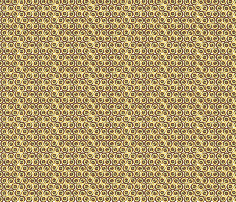 Cirkels fabric by ellila on Spoonflower - custom fabric