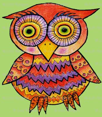 Olivia, or Owlivia! :o)