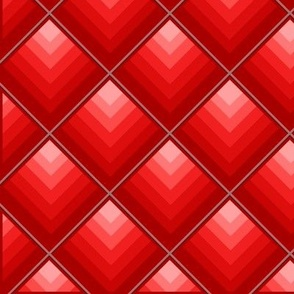Geometric Red Scales