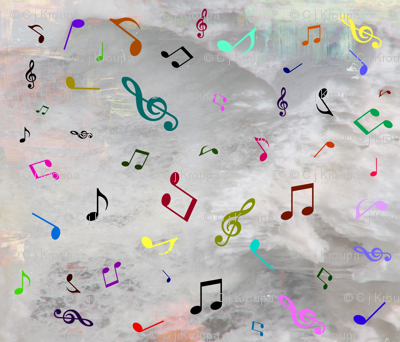 Rainbow of Music