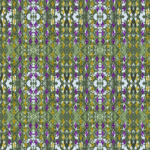 Fleur de Lis Geometric