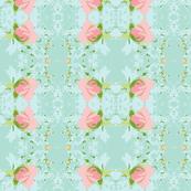 Vintage Rosebuds