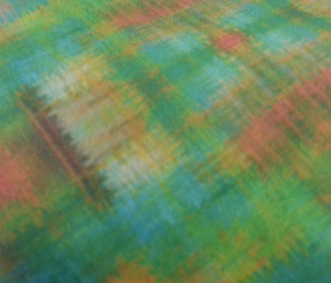 Approximate plaid - Summertime brush