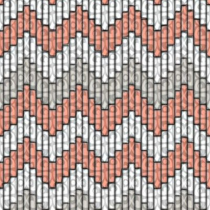 inuit_chevron_coral 3x