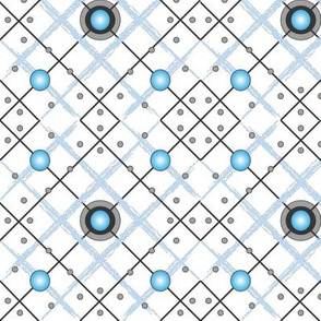 Blue_Grey_Diamond_Tribal_Pokadot