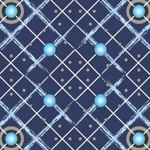 Navy_Diamond_Tribal_Pokadot