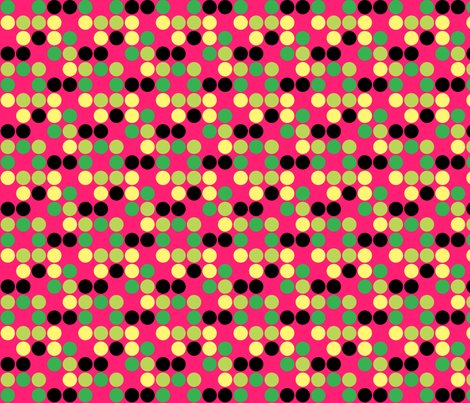 Dot Dot fabric by thesugarwitch on Spoonflower - custom fabric