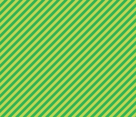 Green Stripes fabric by thesugarwitch on Spoonflower - custom fabric