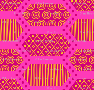 African Inspired Geometric 2