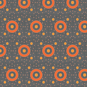 Orange_Pokadot_Grey_Linen