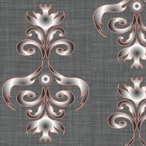 LG_Grey_Eagle_chandelier_Linen