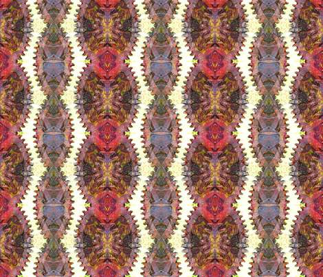 Gears 2 fabric by koalalady on Spoonflower - custom fabric