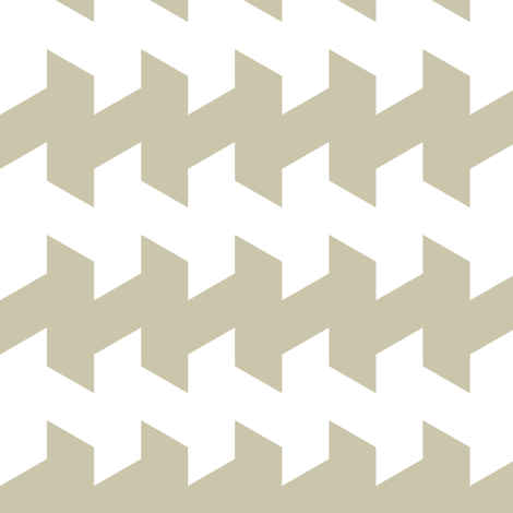 jaggered and staggered in seafoam fabric by chantae on Spoonflower - custom fabric