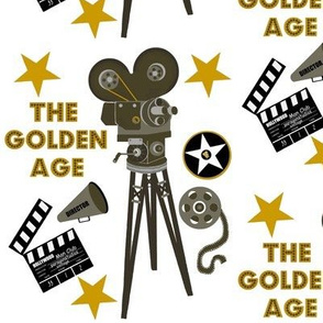 The Golden Age / white