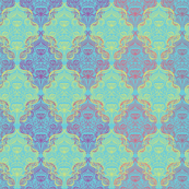 Elsie Neatly Damask
