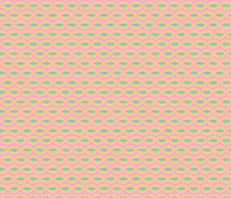 Avery Emilia Pink fabric by meganhagelcreative on Spoonflower - custom fabric