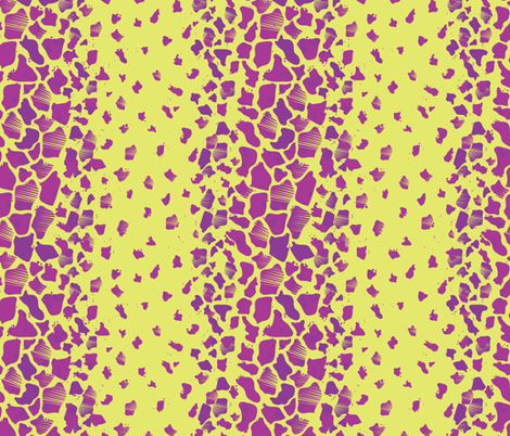 Gracelyn Lime fabric by meganhagelcreative on Spoonflower - custom fabric