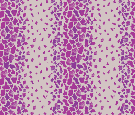 Gracelyn Vi fabric by meganhagelcreative on Spoonflower - custom fabric