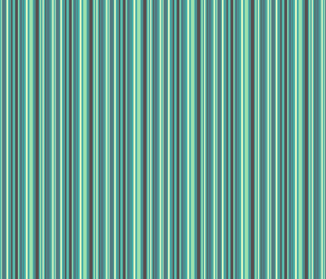 Straight Waves fabric by sugarxvice on Spoonflower - custom fabric