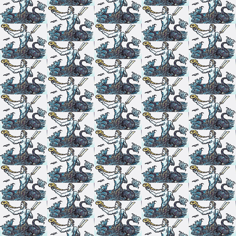 Poseidon Multi fabric by amyvail on Spoonflower - custom fabric