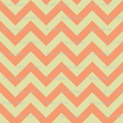 Melon Chevron