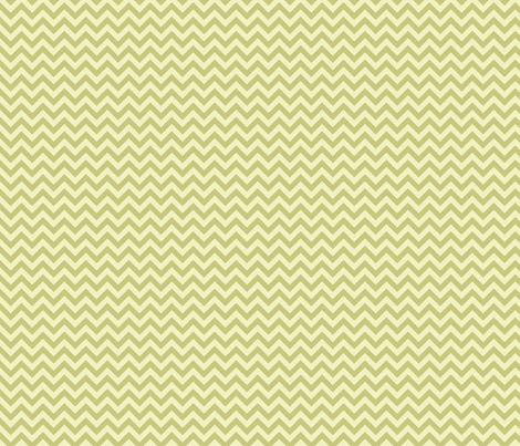 Third Melon Chevron fabric by sugarxvice on Spoonflower - custom fabric